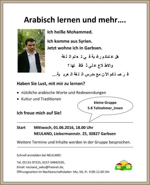 arabischlernen