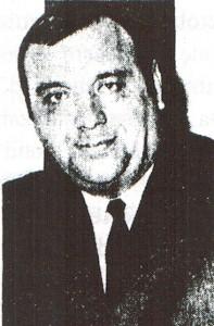 Pfarrer Hallmann