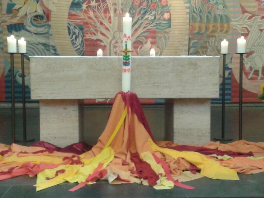 Familengottesdienst in St. Raphael | August 2013