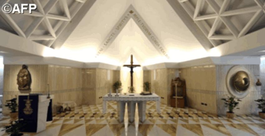 Kapelle Santa Marta