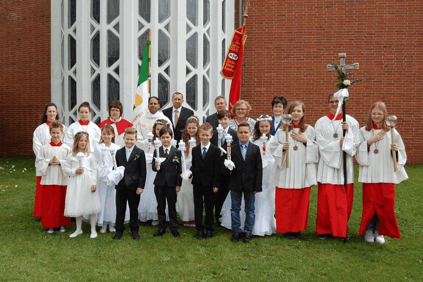 Corpus Christi 26.04.2015