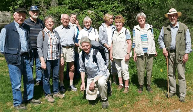 Wandergruppe11.Mai2016