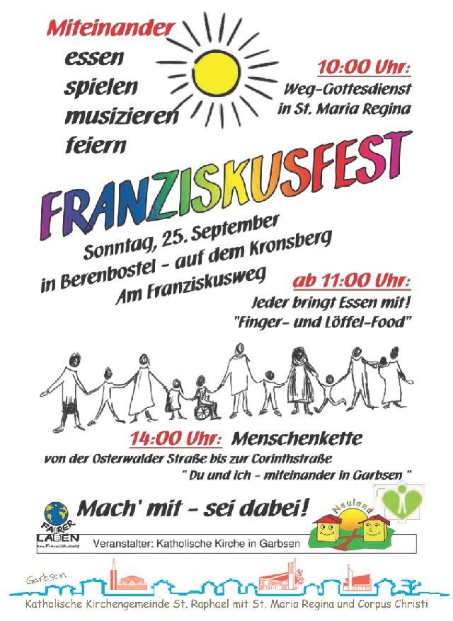 k-Franziskusfest 2016